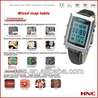 2013 hot selling new products on market high blood sugar reduced laser watch