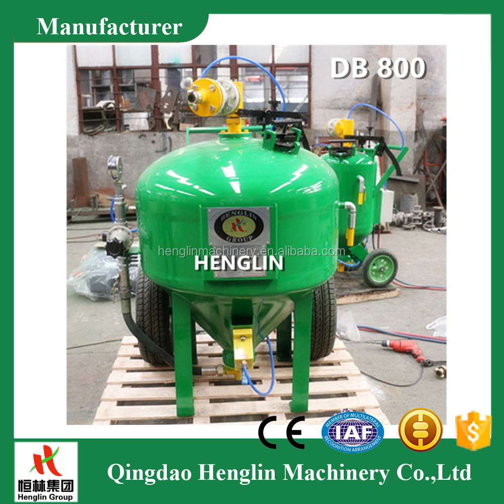 2016 Best quality low price Sandblaster for sale