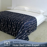 wholesale used hotel bed linen/hotel line size/European bed linen