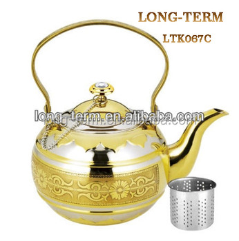 LTK067C 2016 new development stainless steel teapot