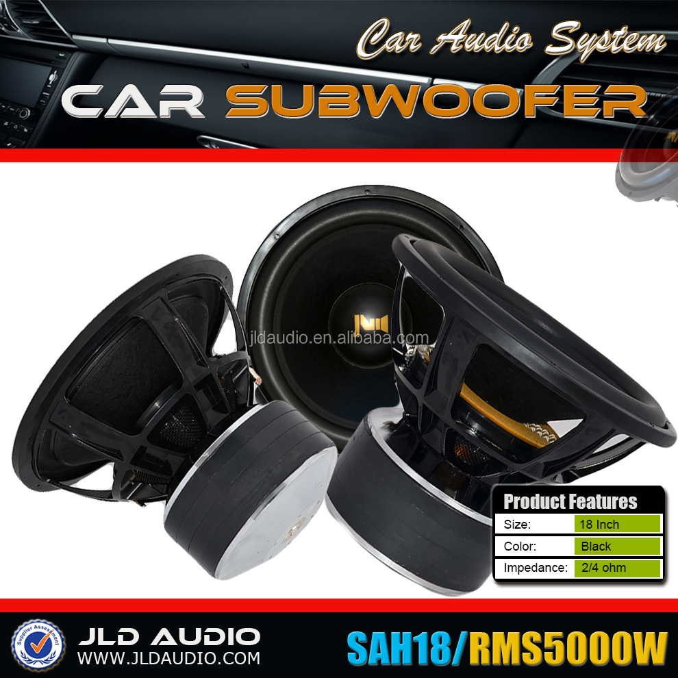 "Huge 5000W 18"" Speaker 10""12""15"" Are Free Car Subwoofer"