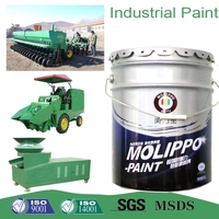 Good adhesion coal tar epoxy for agricultural machinery