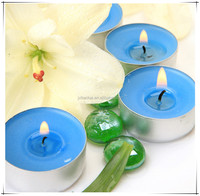 Mini colorful tea light birthday candles