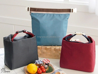 Promotion cheap insulated lunch cooler tote bag