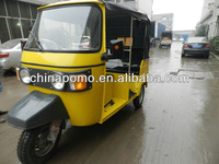 2014 India Gasoline Bajaj Passenger 150cc Tricycle