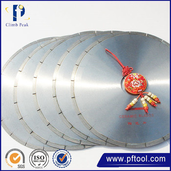 wholesale china products factory price glazed tile saw blades