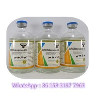 Factory direct sale animal drugs dexametona base 0.2% injection