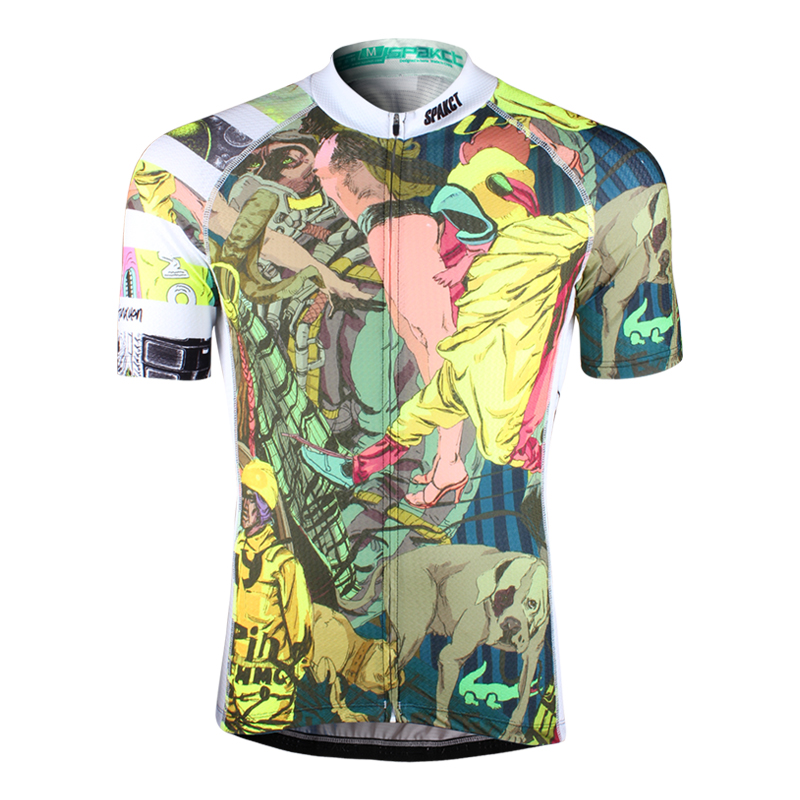 Short Sleeves Cycling Shirts