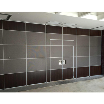 Malaysia Hospital Flexible Space Folding Wall Sound Proof Partition Wall
