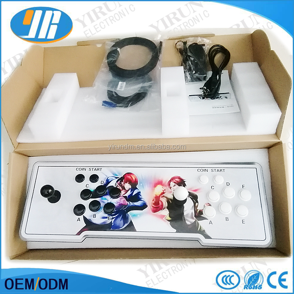 Consoles Arcade 4s 645 in 1/680 in 1/704 in 1HDMI home version with arcade joystick game
