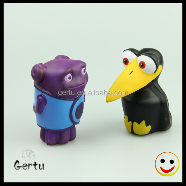 pu foam figure anti stress toy