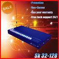 2016 hot sale !!! New SK 32-128 goip voip GSM gateway , Asterisk Voip Gsm Gateway !