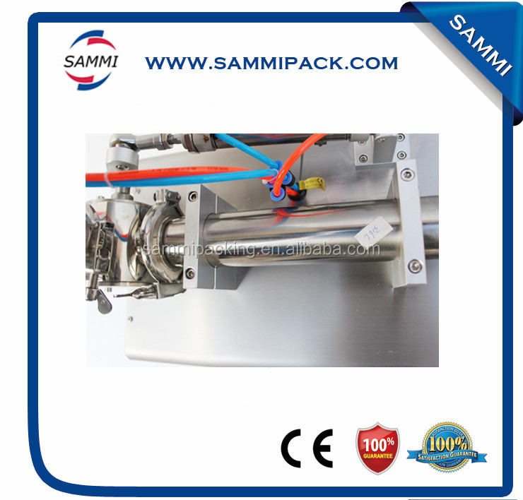 High Quality New Style Semi-automatic Cream Filling Machine