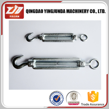 din 1480 wire rope tensioner standard wire rope turnbuckle supplier