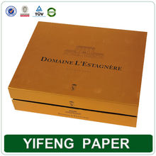 High Quality luxury packaging large gift boxes Wholesale