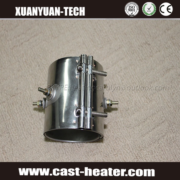 screw terminal stainless steel mica ring heater