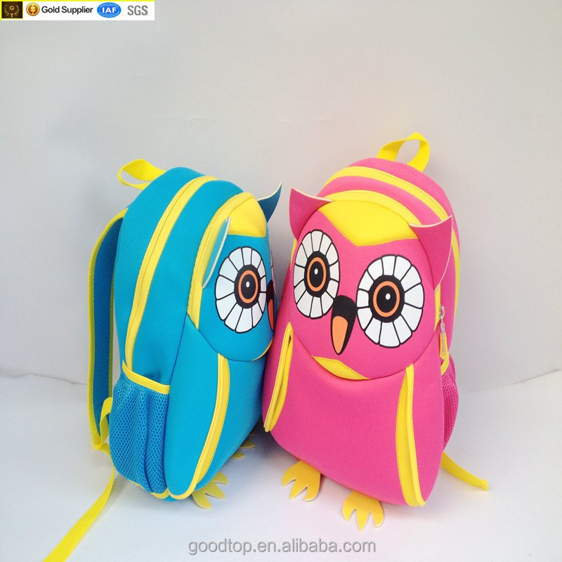 2016 Wholesale New Design Fashion Cheap Child School Bag