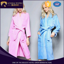 Factory direct price bathrobe 100% cotton bathrobes for women and mans