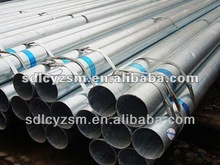 galvanized steel gas pipe/galvanized steel pipes for gas
