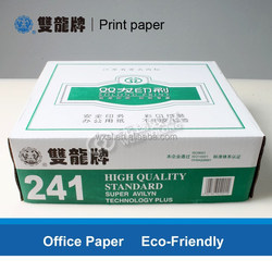 colorful 9 1/2 carbonless print paper hgh quality 48g