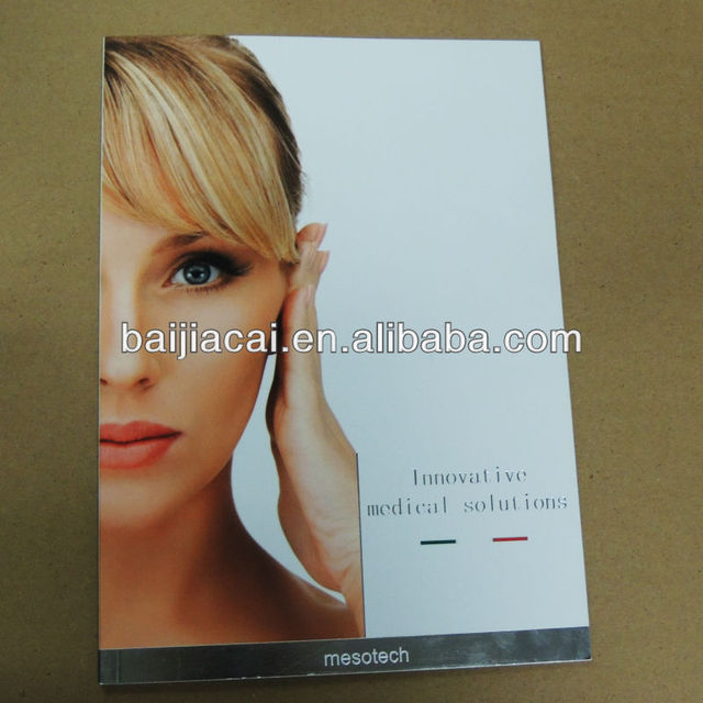 Oriflame cosmetics catalogue printing