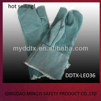 DDTX-LE036 Special working gloves new design welding gloves
