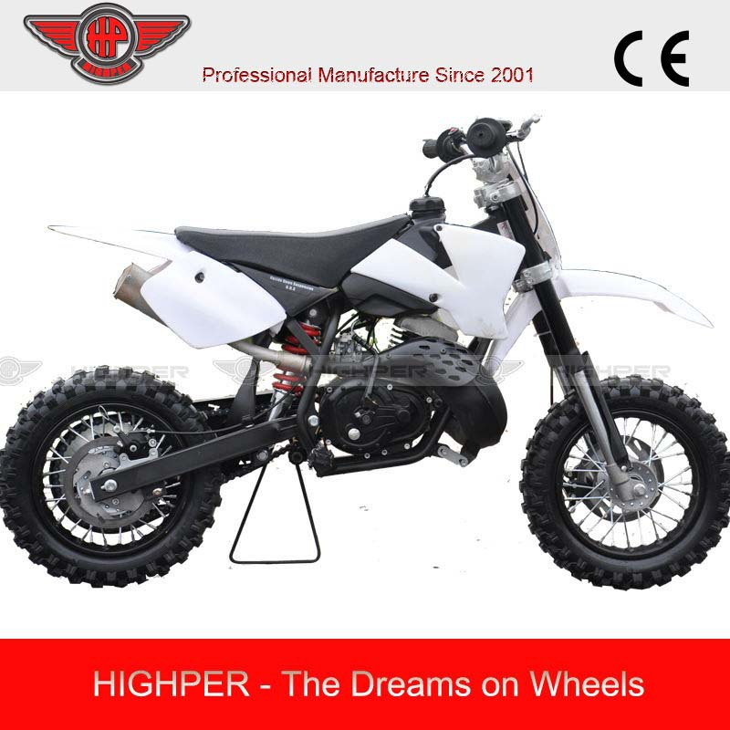 Cheap Gas Motorcycle Mini Dirt Bike for Sale Mini Motorcycle with CE 50CC(DB501A)