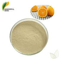 Natural citrus aurantium flavor extract fruit juice pure blood orange powder