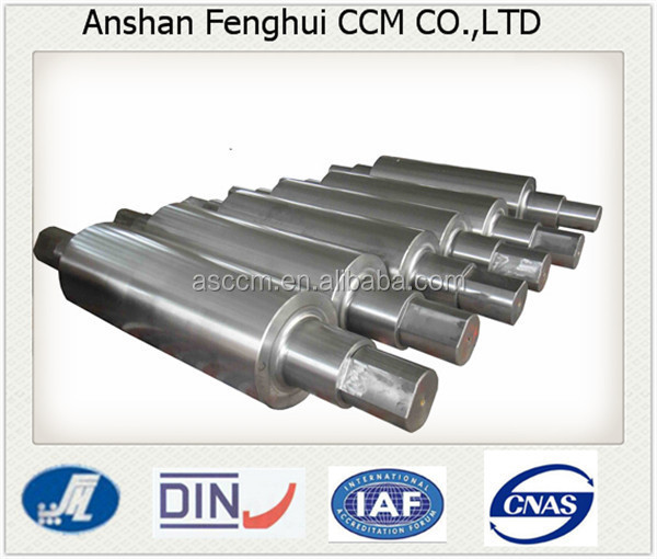 cast/forged hot mill roll,rolling mill roll for aluminium sheet and circle