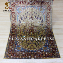 tabriz carpet prices 3X5ft oriental handwoven silk rugs wholesale