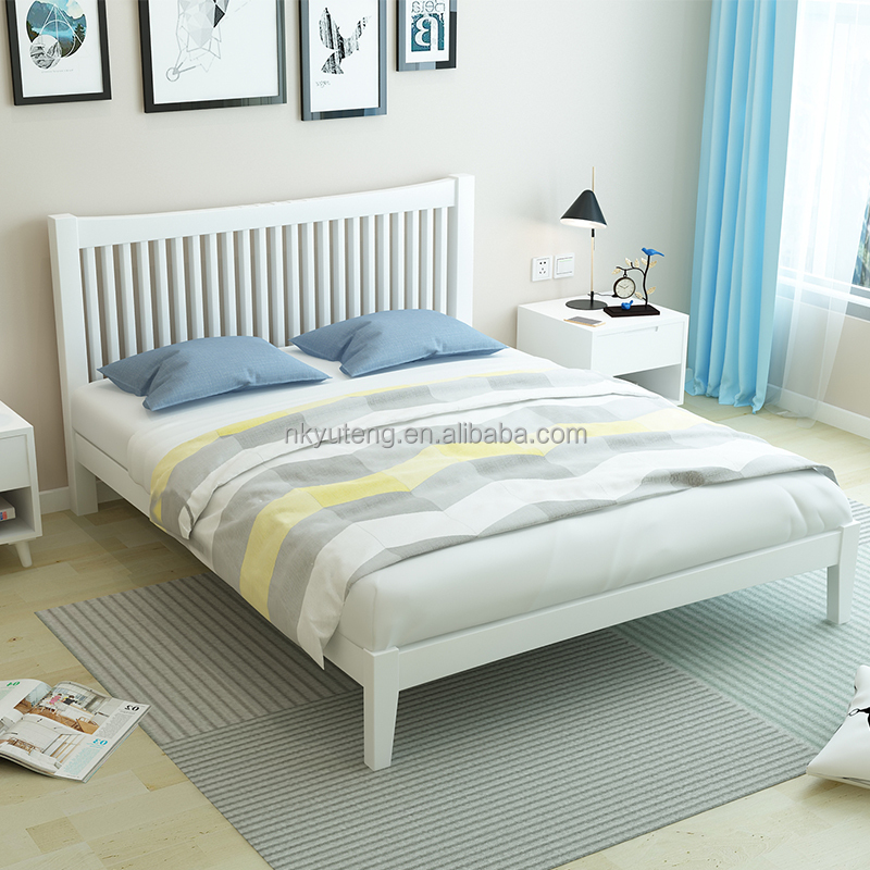 Brand new Yuteng adult marriage bed compared with pillar bed