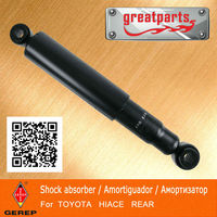 shock absorber for TOYOTA HIACE,Toyota hiace shock absorbers