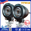 Round high low beam 2inch car led light for Y&T brand motorcycle