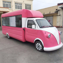 Custom made electric food truck for sale