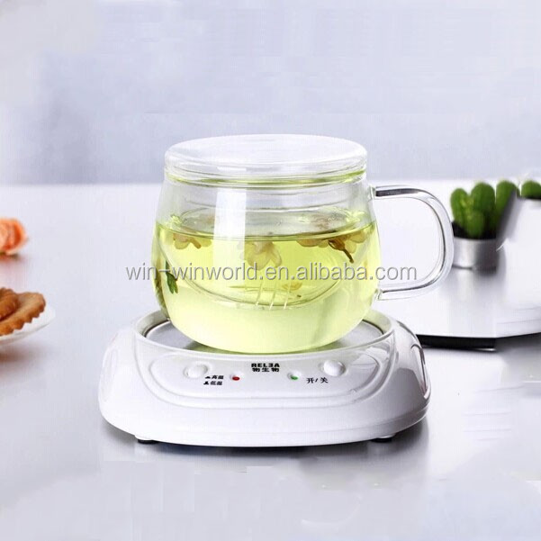 Wholesale High Quality Beautiful Personalized Clear Glassware With Lid