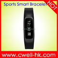 OEM Cheapest Bluetooth Smart Bracelet with Health Management Sleep monitor Alarm Predometer Bithealth Z2