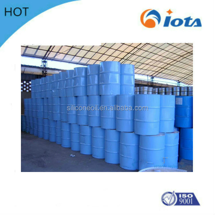 Excellent heat transfer characteristics Methyl Phenyl Silicone Fluid IOTA255-1300