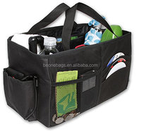 Car Organizer Tote Bag Black Auto Organizer for your Car, Truck