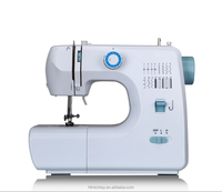 Updated feature-rich embroidery sewing machine FHSM-700 with 16 stitches factory supplier