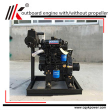 Hot sale ! Quality large power boat engine outboard motor boat outboard marine engine on sale