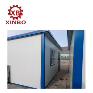 Light Steel Structure Frame Sandwich Panel Thermal Prefabricated Moving House