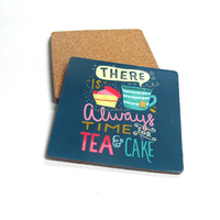 Wedding Souvenirs Custom Coasters Promotional Mdf