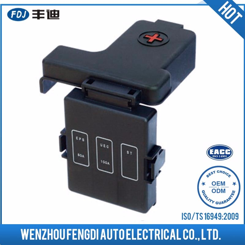 Best Quality Factory Provide Directly Automotive Fuse Box Connector