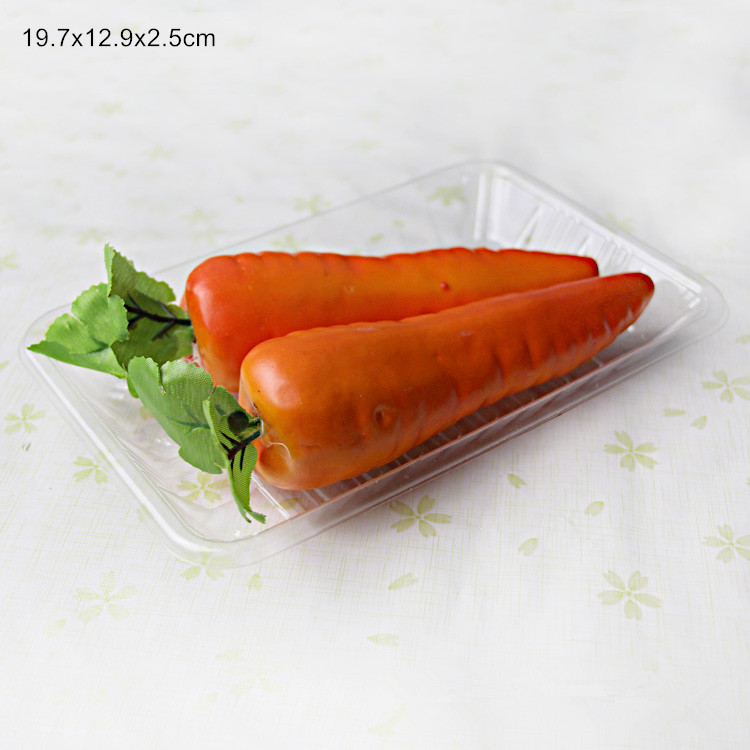 Fruit and Vegetable Packaging Trays for Supermarket