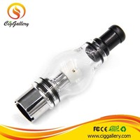 Max vapor electronic cigarette ego e pipe glass vaporizer pipe