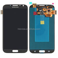 Good quality For Samsung Galaxy Note2 N7100 I317 N7105 Lcd Display Complete, Digitizer For Samsung note 2