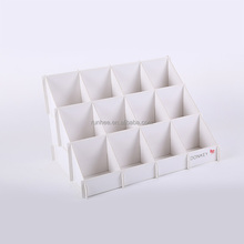 China factory custom small cardboard counter display/pop display/paper display