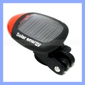 2.7Inch Length No Batteries Bike Rear Light Lamp