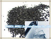 Granular Coconut Shell Activated Carbon for drinking water decoloration