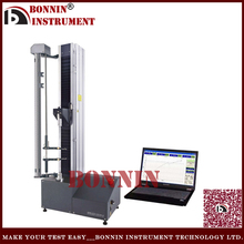 Computer Servo Control Electronic Plastic Film Tensile Strength Tester